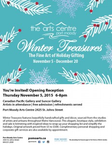 Evite Winter Treasures_Invite