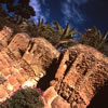 Park Guell Detail (Parc Guell Designed by Antoni Gaudi) 2